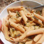 Courgette Salad 46p a serving