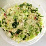 Cauliflower Leaves Pesto