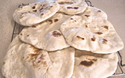 Flatbreads, less than 2p each. Versatile and very yummy