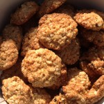 Oaty Biscuits. Delicious, very versatile and totally irresistible!