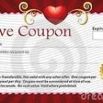 love coupon