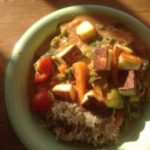 Green Thai Kidney Bean Curry, 59p