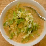 Vegan 5:2 Tom Yum with shredded cabbage, 43p
