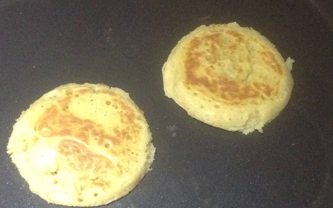 crumpets and pikelets