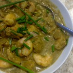 Goan Fish Curry, made with chicken, 56p. Plus the original fish recipe