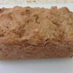 A sparkling water wholemeal loaf
