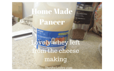 Love Your Leftovers – Whey