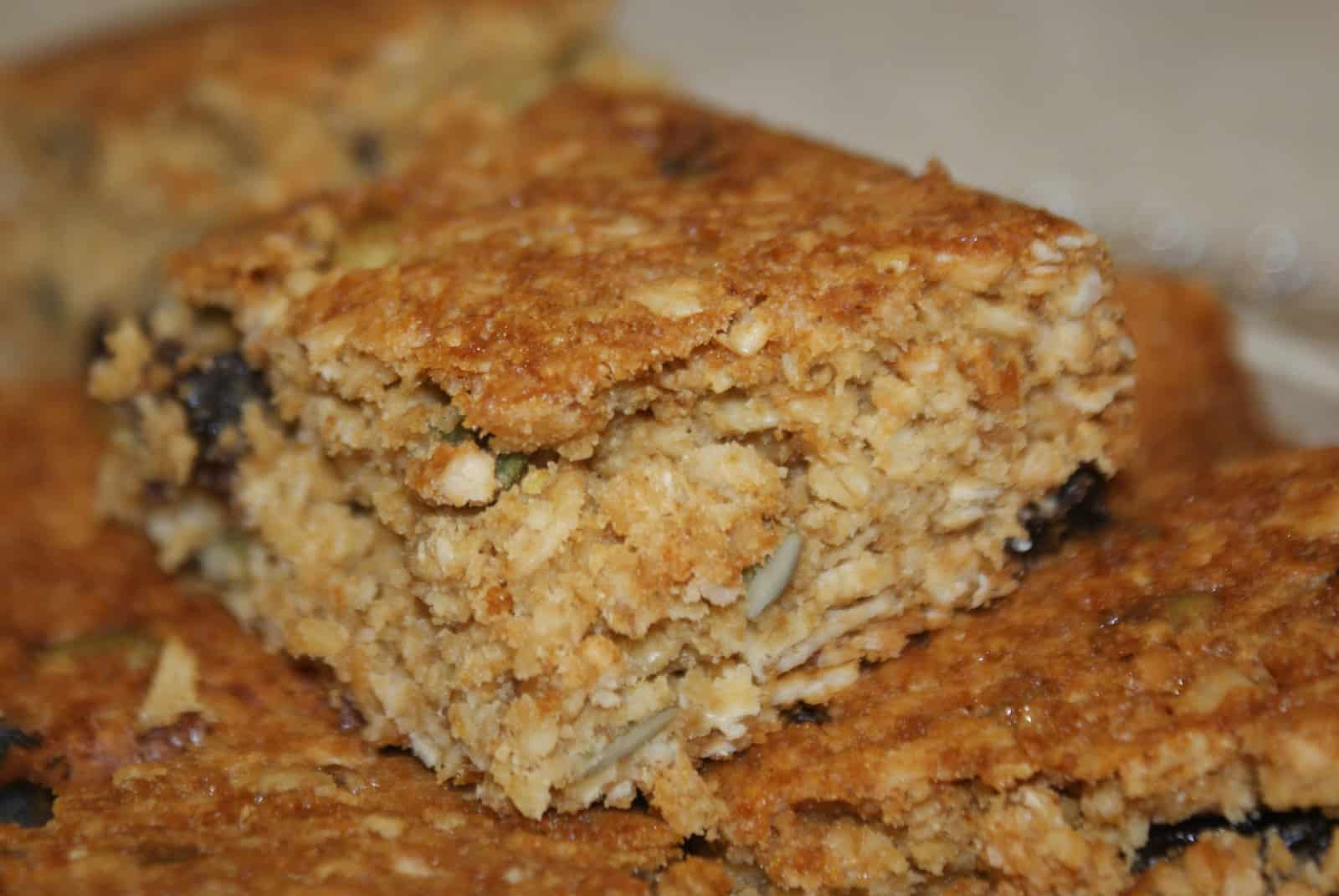granola breakfast bar
