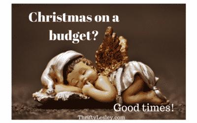 A budget Christmas?