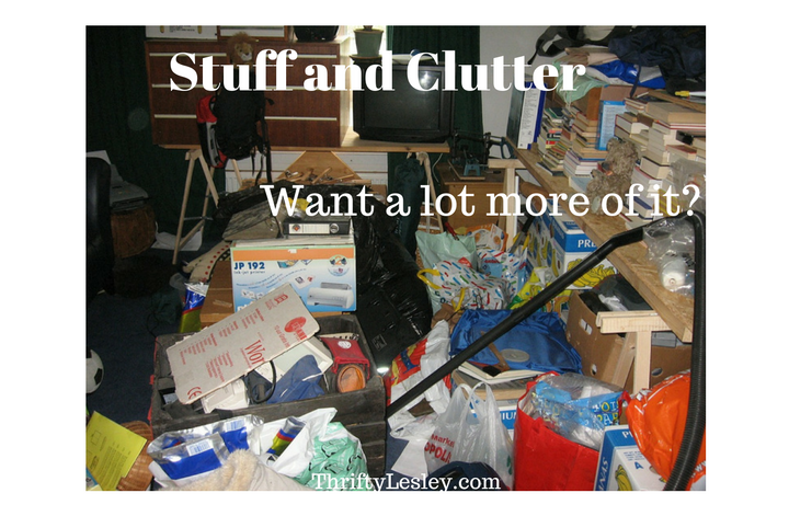 Stuff and Clutter
