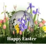 Easter Fun, Easter Eggs and half price posh chocolate