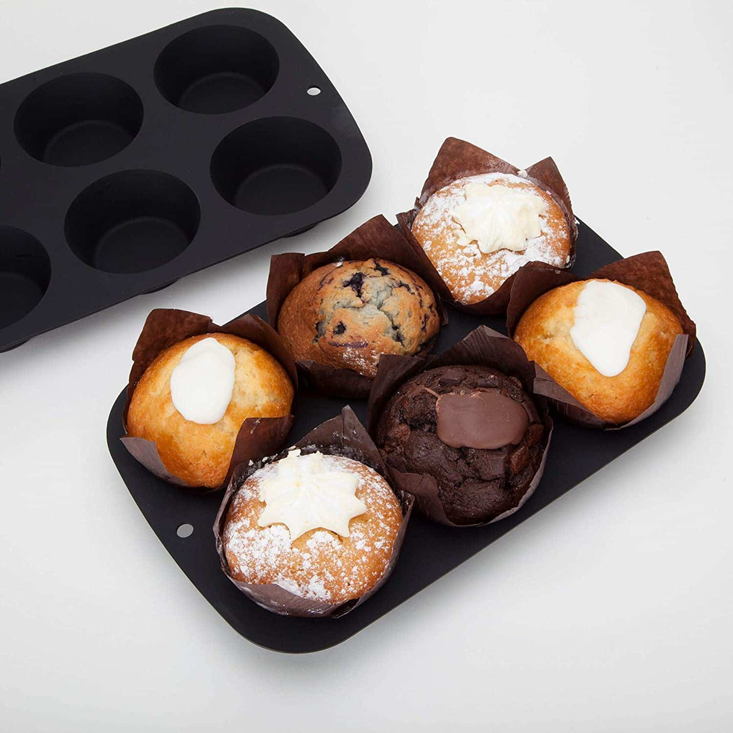 greaseproof muffin cases