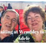 A day out to see Adele at Wembley, what an experience!