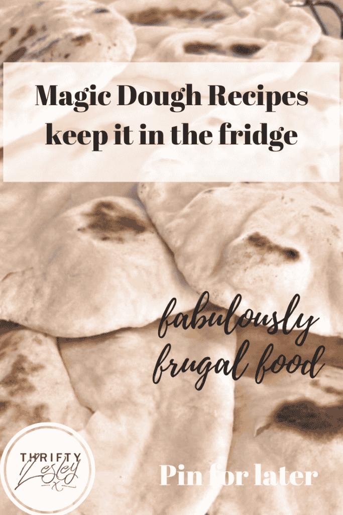 Magic Dough Recipes