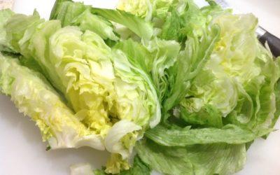 iceberg for lettuce soup
