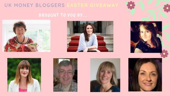 UK Money Blogger Easter Giveaway 4