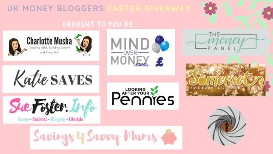 UK Money Blogger Easter Giveaway 5