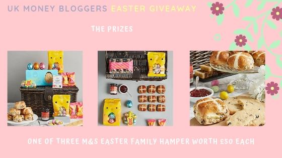 UK Money Blogger Easter Giveaway 6