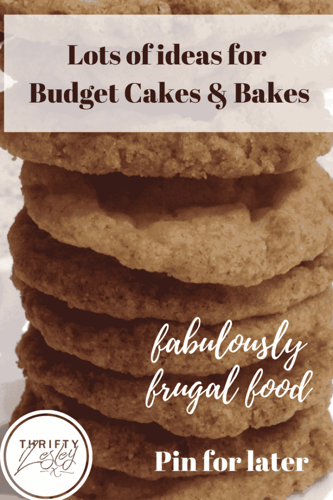 budget cakes and bakes