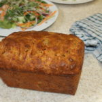 Bacon, Olive and Cheese Loaf Cake