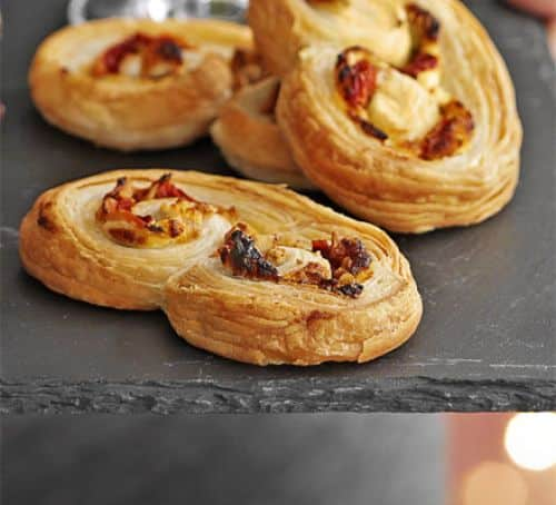 red pepper palmier