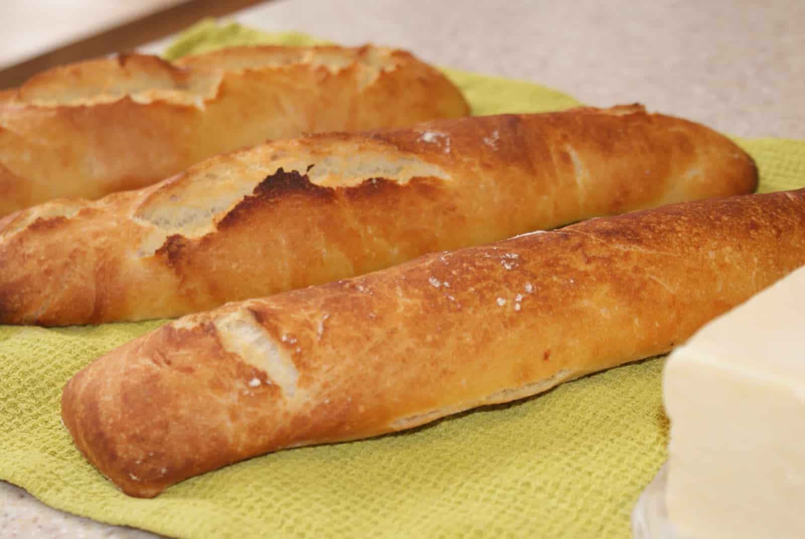 A Recipe for A Weekend Baguette