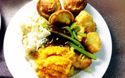 Meatless Sunday Lunch
