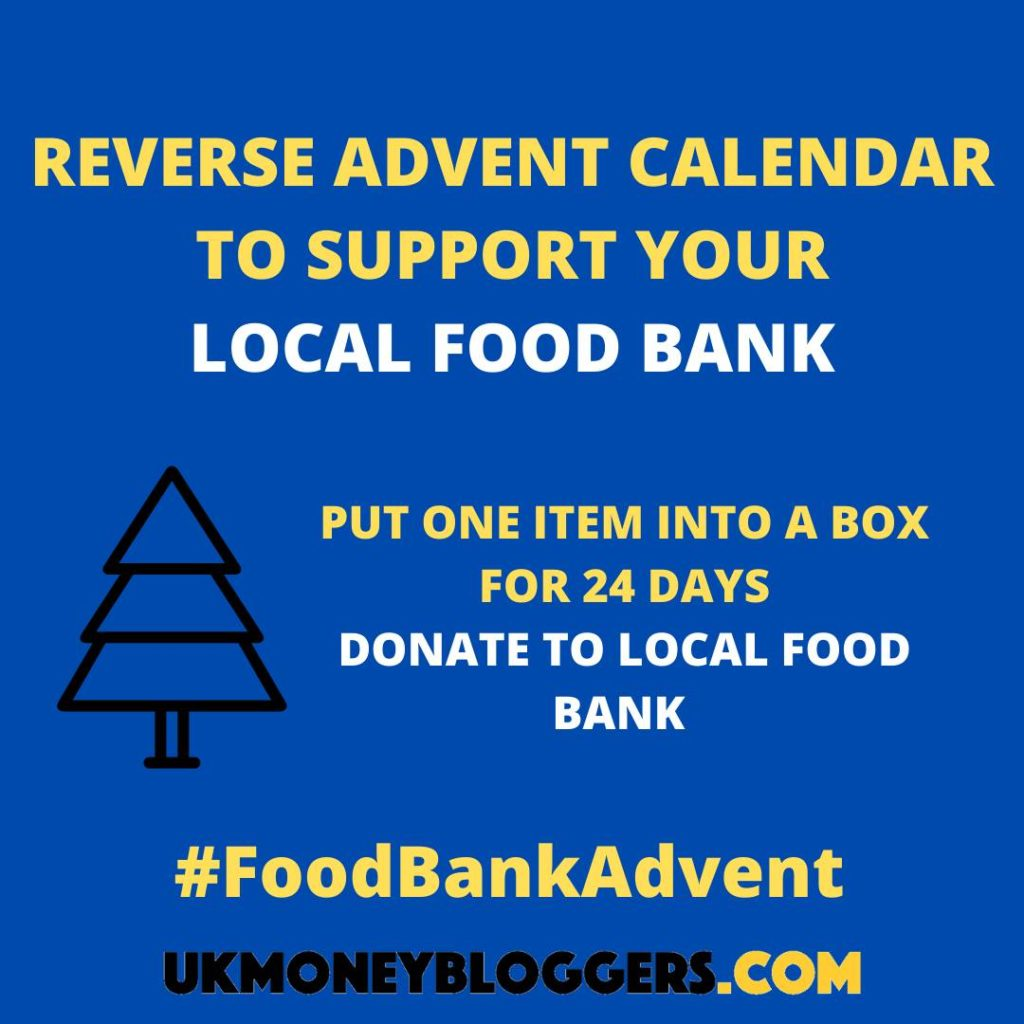 how to support your local foodbank