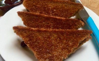 Raisin Sandwich